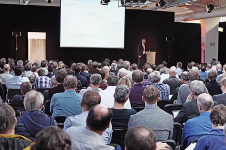 Business App Beispiele: Veranstaltungsorganisation