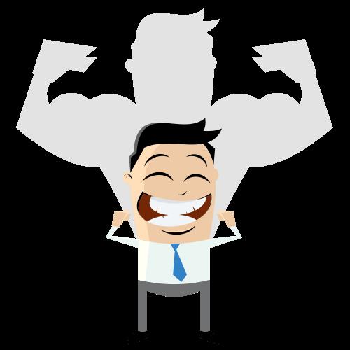 Werden Sie zum POWER HERO mit business-app.com