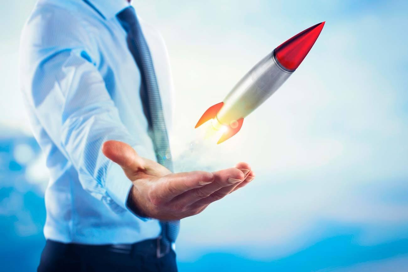 Raketenstart für Ihre Produktivität!
