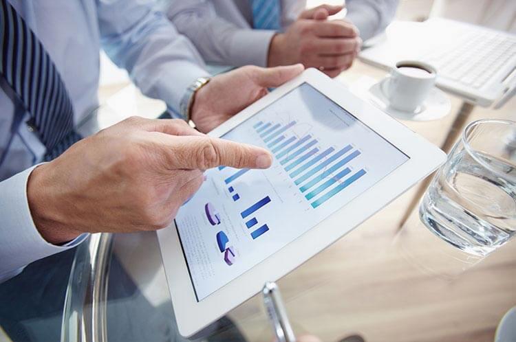 Business App Beispiele: Finanzdienstleistungen